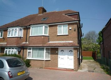 Thumbnail 2 bed flat to rent in Cressex Road, High Wycombe