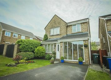 Thumbnail 4 bed detached house for sale in Cranberry Rise, Loveclough, Lancashire