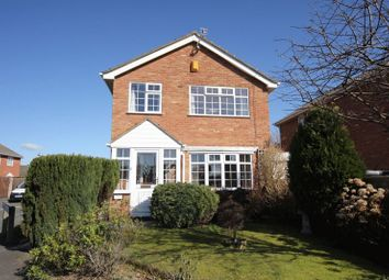 Thumbnail 3 bed detached house for sale in Mill Lane, Greasby, Wirral