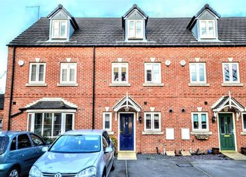 3 bed town house for sale in Saffron Court, Wombwell, Barnsley, South Yorkshire S73