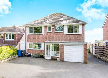 Thumbnail 4 bedroom detached house for sale in Parish Road, Poole