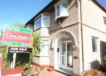 Thumbnail Semi-detached house for sale in Bessborough Road, Prenton, Merseyside