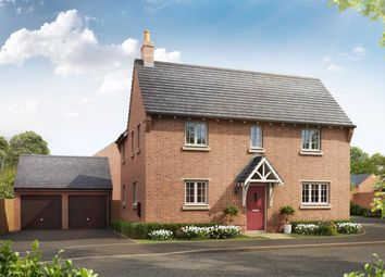 "Thumbnail 3 bed detached house for sale in ""Draycote"" at Shrewsbury Court, Upwoods Road, Doveridge, Ashbourne"