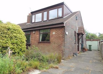 3 bed bungalow for sale in Windmill Lane, Denton, Manchester M34