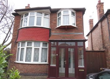 Thumbnail 3 bed property to rent in Seaford Avenue, Wollaton, Nottingham