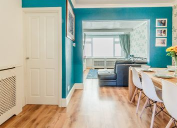 Thumbnail 4 bed terraced house for sale in Bartlow Gardens, Rise Park, Romford