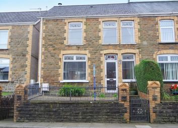 Thumbnail 3 bed terraced house to rent in Maesteg Road, Cwmfelin, Maesteg, Mid Glamorgan