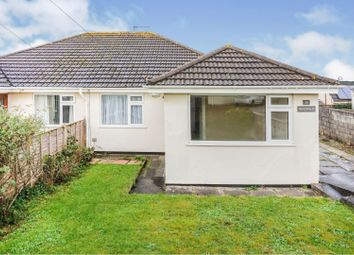 3 bed semi-detached bungalow for sale in Holman Avenue, Camborne TR14
