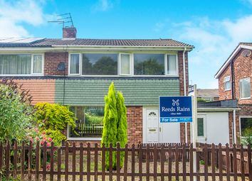 Thumbnail 3 bed semi-detached house for sale in Westgarth, Whorlton Grange, Newcastle Upon Tyne