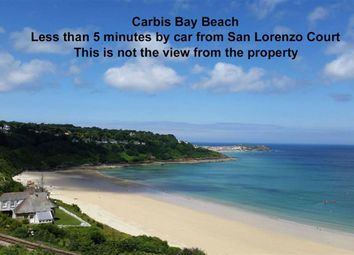 2 bed flat for sale in Hecla Drive, Carbis Bay, St. Ives TR26