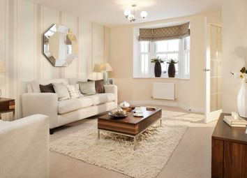 Thumbnail 3 bed terraced house for sale in The Archford, St Mary's Gate, Stafford
