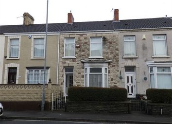 Thumbnail 3 bed terraced house to rent in Port Tennant Road, Port Tennant, Swansea