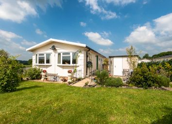 Thumbnail 2 bed mobile/park home for sale in The Dell, Caerwnon Park, Builth Wells