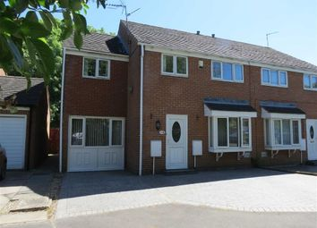 Thumbnail 4 bed semi-detached house to rent in Watcombe Close, Usworth, Washington