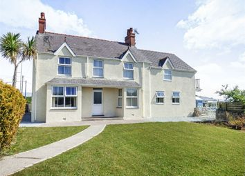 Thumbnail 4 bed detached house for sale in Amlwch Road, Benllech, Tyn-Y-Gongl, Anglesey