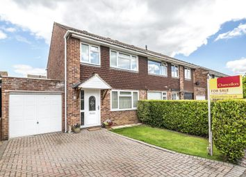 3 bed semi-detached house for sale in Trent Crescent, Thatcham RG18