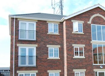 Thumbnail 2 bedroom flat for sale in Parliament Close, Skegness