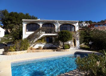 Thumbnail 4 bed villa for sale in Benitachell, Costa Blanca, Spain