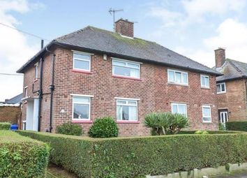 Thumbnail 2 bed semi-detached house for sale in Spa View Road, Sheffield, South Yorkshire