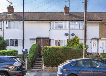 Thumbnail 2 bed terraced house for sale in Gonville Crescent, Northolt, Middlesex