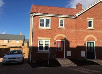 Thumbnail 2 bed property to rent in Snowdrop Grove, Downham Market