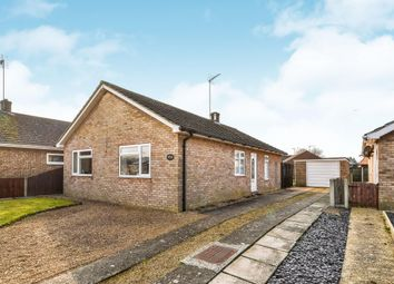Thumbnail 3 bedroom bungalow to rent in Rolfe Crescent, Heacham, King's Lynn