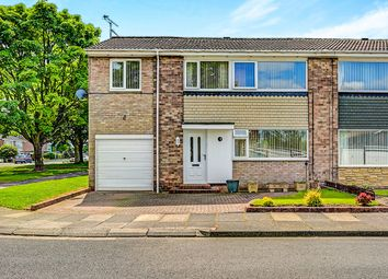 Thumbnail 5 bed semi-detached house for sale in Minting Place, Cramlington