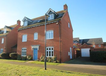 Thumbnail 5 bed detached house for sale in Cavalry Path, Aylesbury