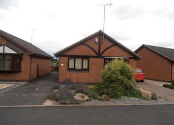 Thumbnail 2 bed detached bungalow for sale in Pomona Rise, Sneyd Green, Stoke-On-Trent