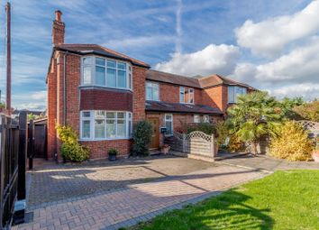 Thumbnail 3 bed semi-detached house for sale in Thames Street, Weybridge
