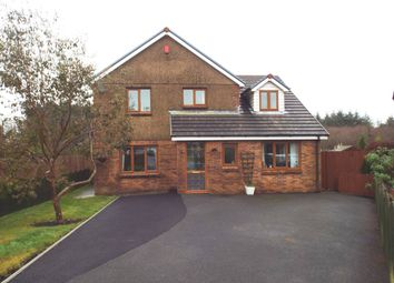 Thumbnail 4 bed detached house for sale in Waungoch, Upper Tumble, Llanelli