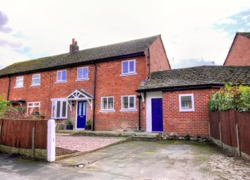 Thumbnail 3 bed semi-detached house for sale in Talbot Road, Dunham On The Hill, Frodsham