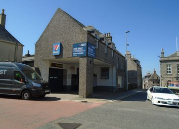 Thumbnail Light industrial for sale in Meldrum Motors, 3 Market Square, Oldmeldrum, Aberdeenshire