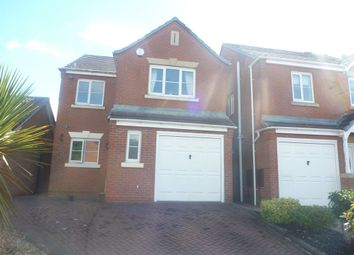Thumbnail 3 bedroom detached house for sale in Millers Walk, Pelsall, Walsall