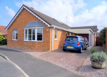 Thumbnail 3 bed detached bungalow for sale in Midsummer Gardens, Long Sutton, Spalding, Lincolnshire