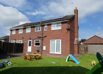 Thumbnail 4 bed semi-detached house for sale in Duncombe Court, Hedon