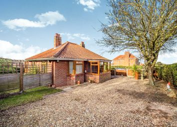 Thumbnail 3 bed detached bungalow for sale in Arbor Road, Cromer