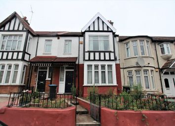 Thumbnail 3 bed terraced house for sale in Hedge Lane, London