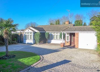 Thumbnail 3 bedroom bungalow to rent in Brookmans Park, Hertfordshire