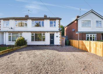 Farmer Ward Road, Kenilworth CV8. 3 bed semi-detached house for sale
