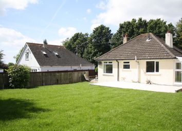 Thumbnail 2 bed detached bungalow for sale in Church Road, Wembury, Plymouth