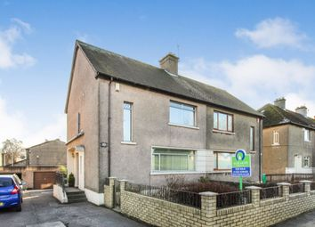 Thumbnail 3 bed semi-detached house for sale in Robertson Avenue, Leven