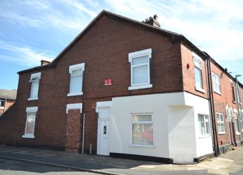 Thumbnail 1 bed flat to rent in Belmont Road, Etruria, Stoke-On-Trent