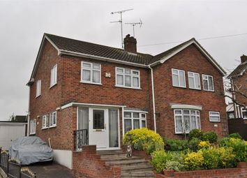 Thumbnail 3 bed semi-detached house for sale in Alder Drive, Moulsham Lodge, Chelmsford, Essex