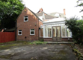 Thumbnail 4 bed property to rent in Duffield Road, Derby
