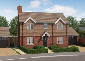 Thumbnail 3 bed detached house for sale in Longhurst Drive, Off Marringdean Road, Billinghurst, West Sussex