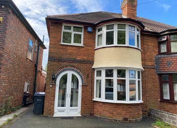 3 bed semi-detached house to rent in Edenbridge Road, Hall Green, Birmingham B28