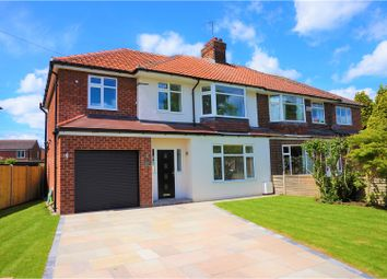 Thumbnail 4 bed semi-detached house for sale in Beckfield Lane, York