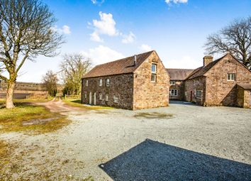 Thumbnail 6 bed farmhouse for sale in ., Winkhill, Leek