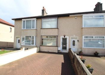 Thumbnail 2 bed terraced house for sale in Wallace Road, Renfrew, Renfrewshire